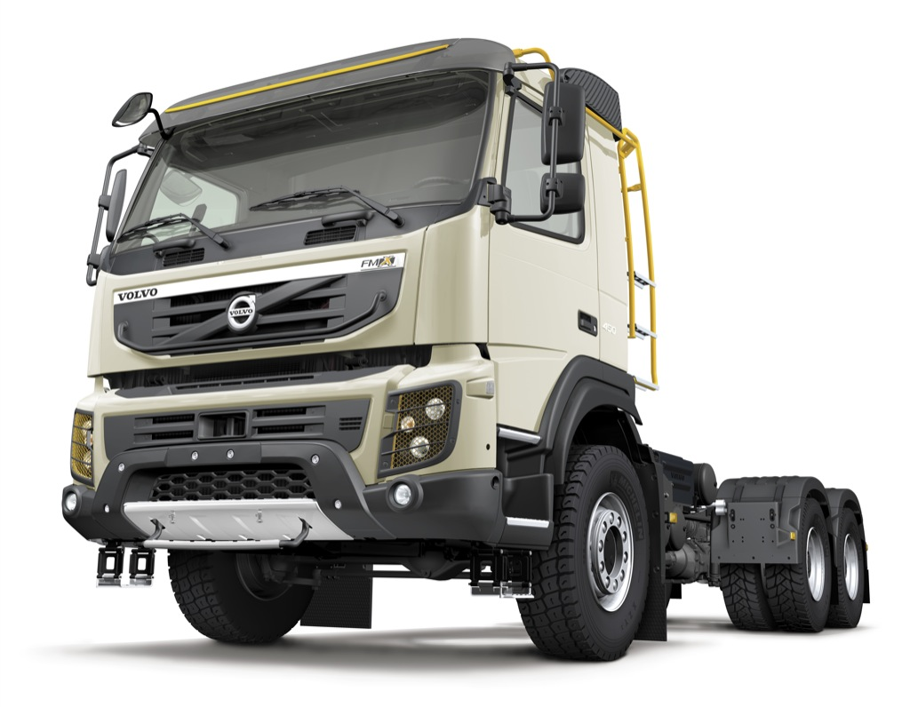 New Volvo FMX Truck Details and Photos Released  autoevolution - New Home Construction Steps