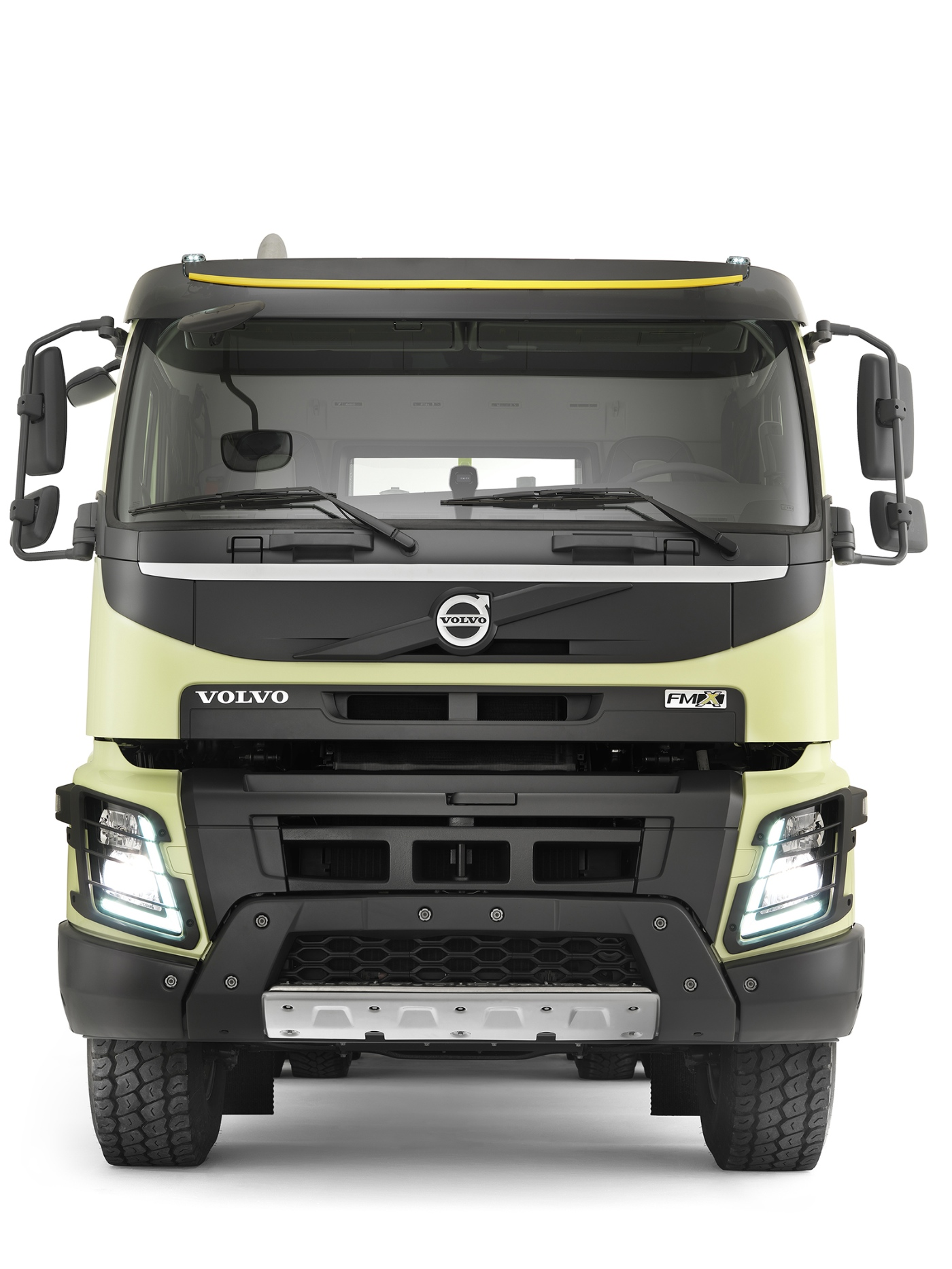New Volvo Fmx Truck Launched Autoevolution