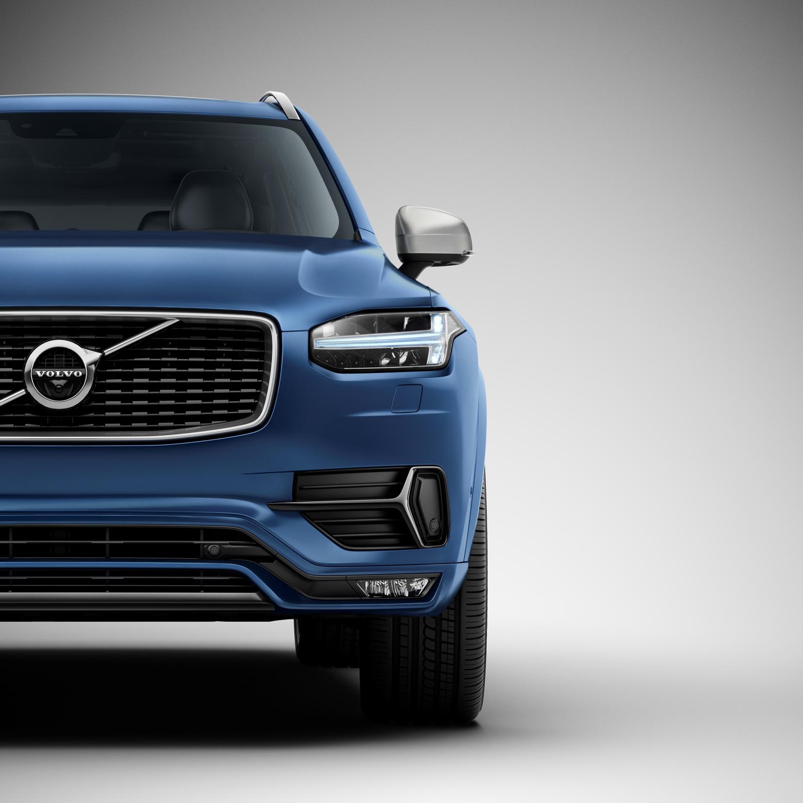 New Volvo XC90 R-Design Breaks Cover