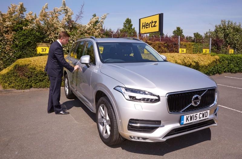 Hertz Car Rental Stockholm Sweden