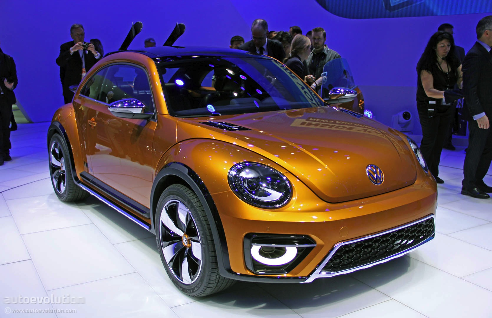 New York: Volkswagen Confirms Beetle Dune Production in ...