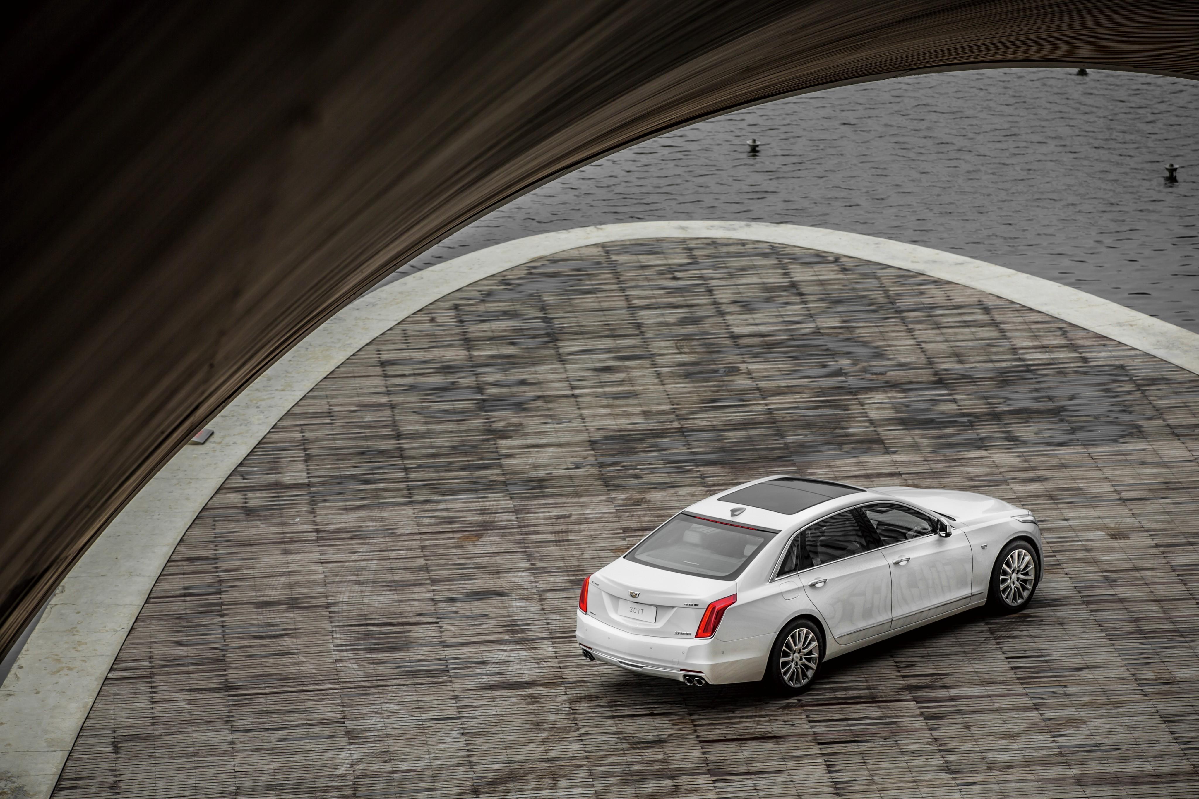 Cadillac Ats V Ct6