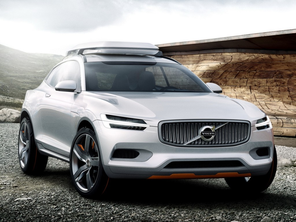 Next-Gen Volvo V40 to Spawn XC40 Crossover and PHEV ...