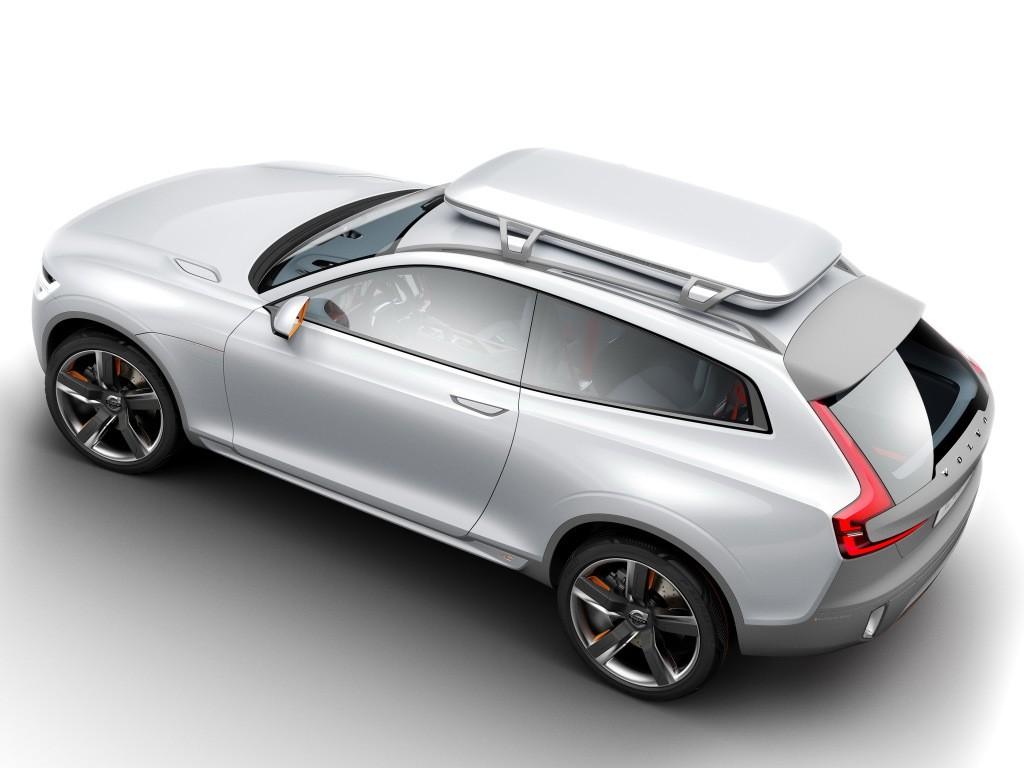 Next-Gen Volvo V40 to Spawn XC40 Crossover and PHEV - autoevolution