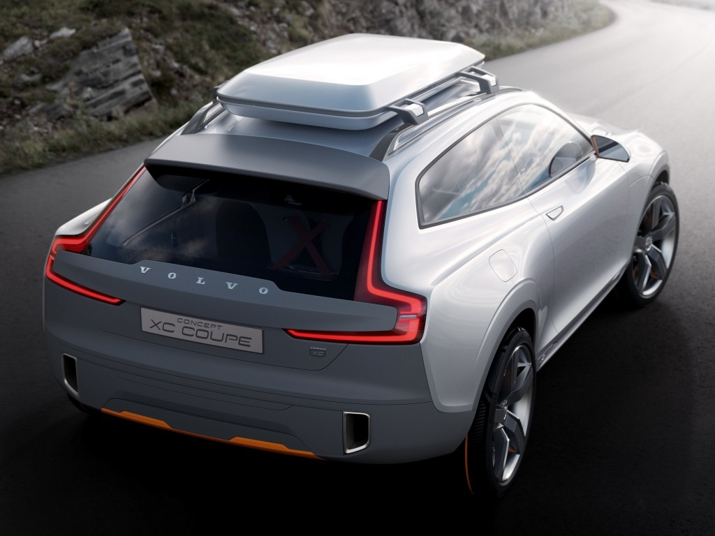 Next-Gen Volvo V40 to Spawn XC40 Crossover and PHEV - autoevolution