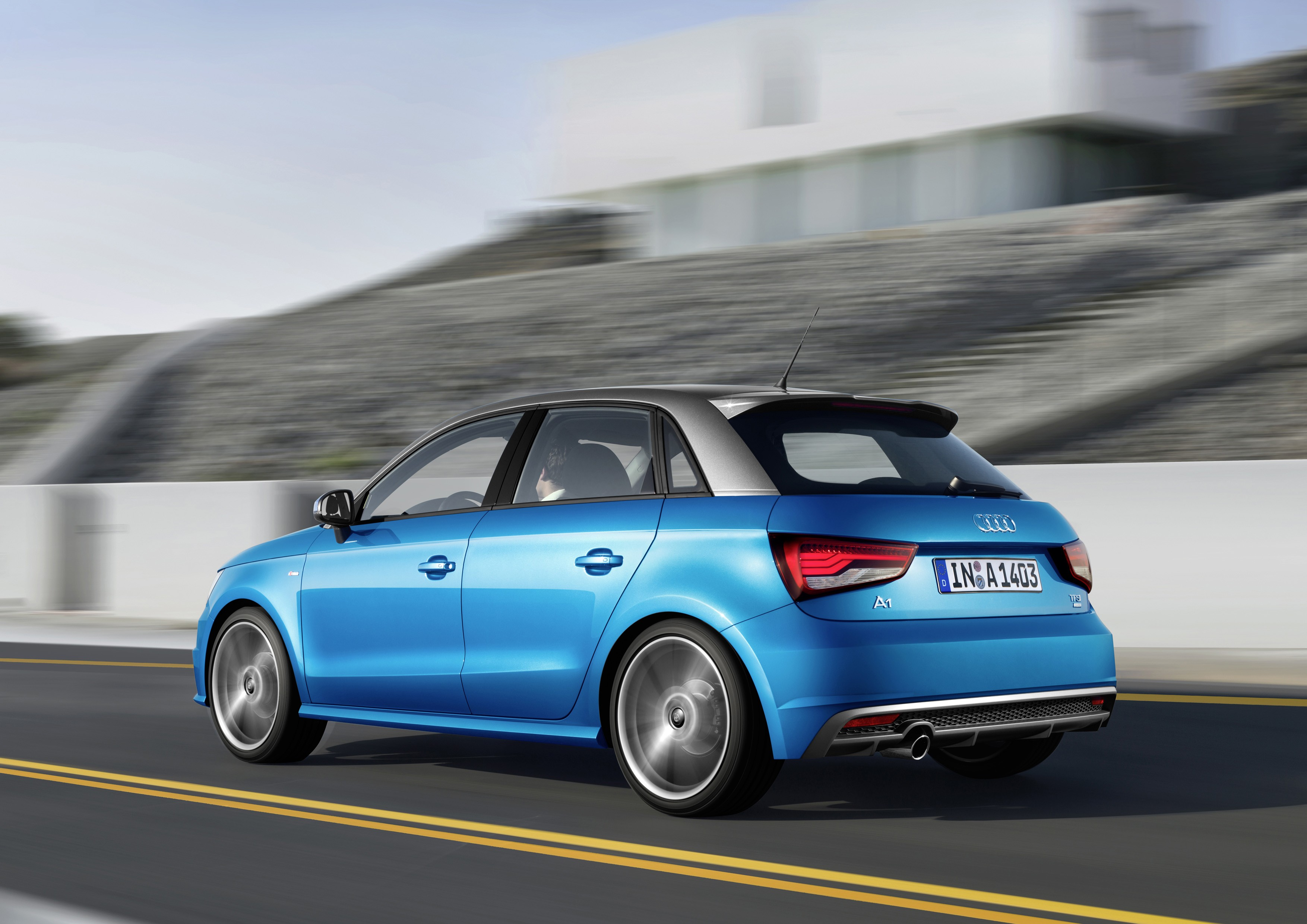 next generation audi a1 expected to come in 2018 with new. Black Bedroom Furniture Sets. Home Design Ideas