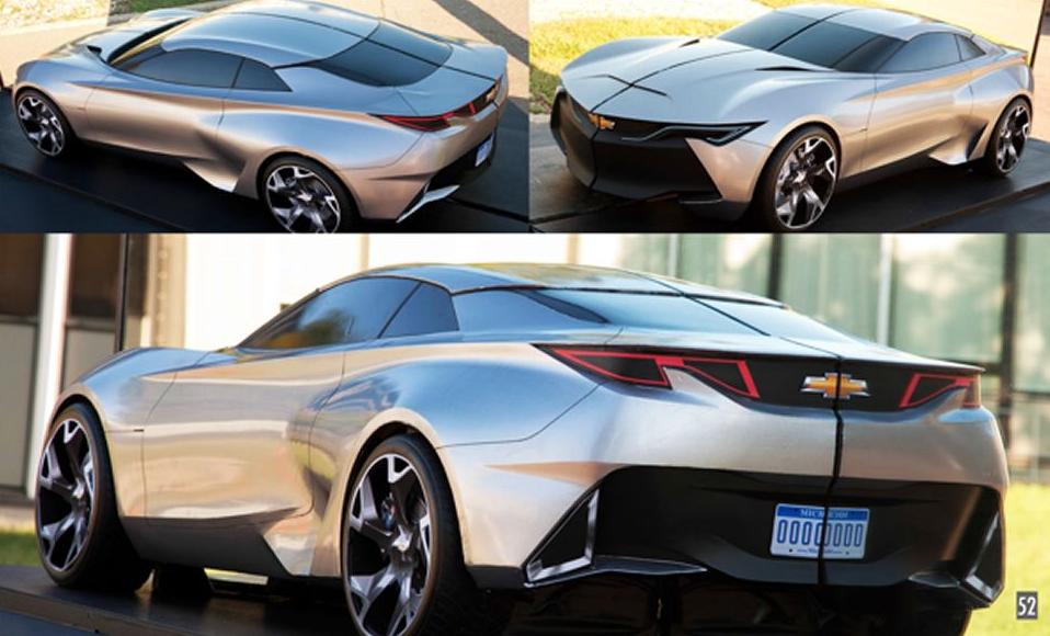 Next Generation Chevrolet Camaro