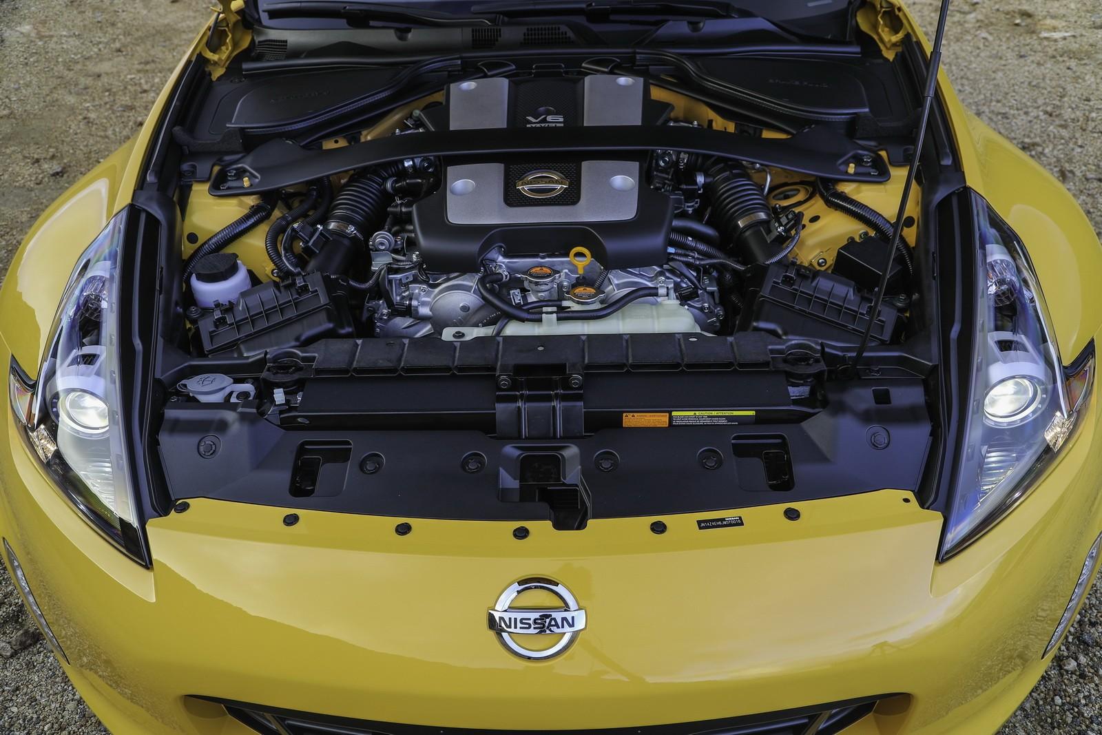 ... 2018 Nissan 370Z (U.S. Model)