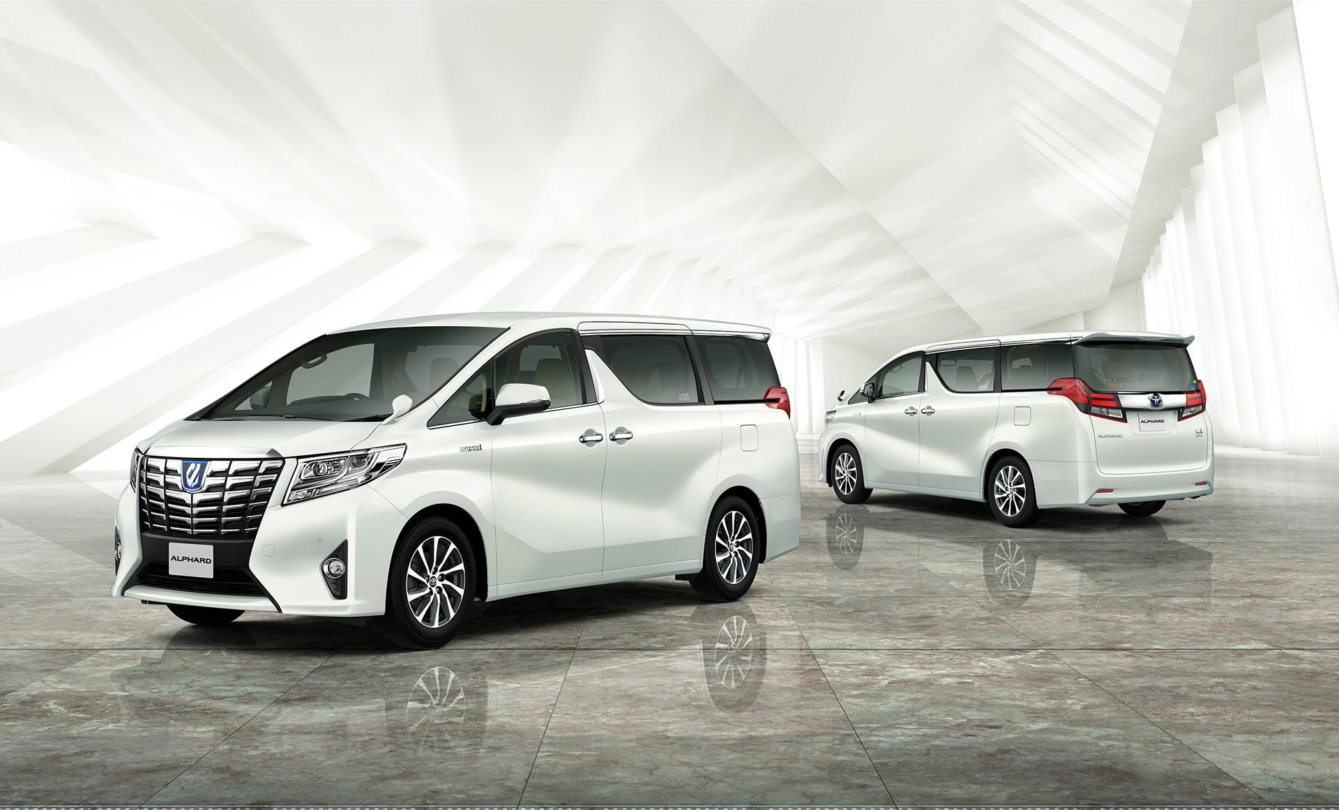 Next Generation Toyota Alphard Is Bolder than Ever Video