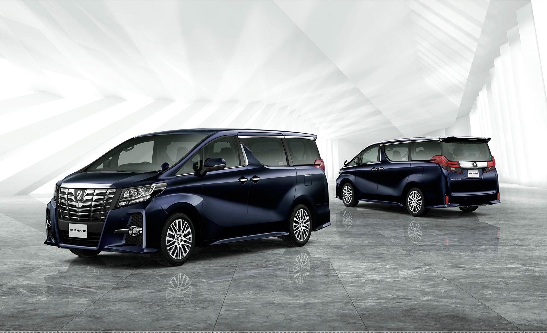 Next Generation Toyota Alphard Is Bolder than Ever [Video ...