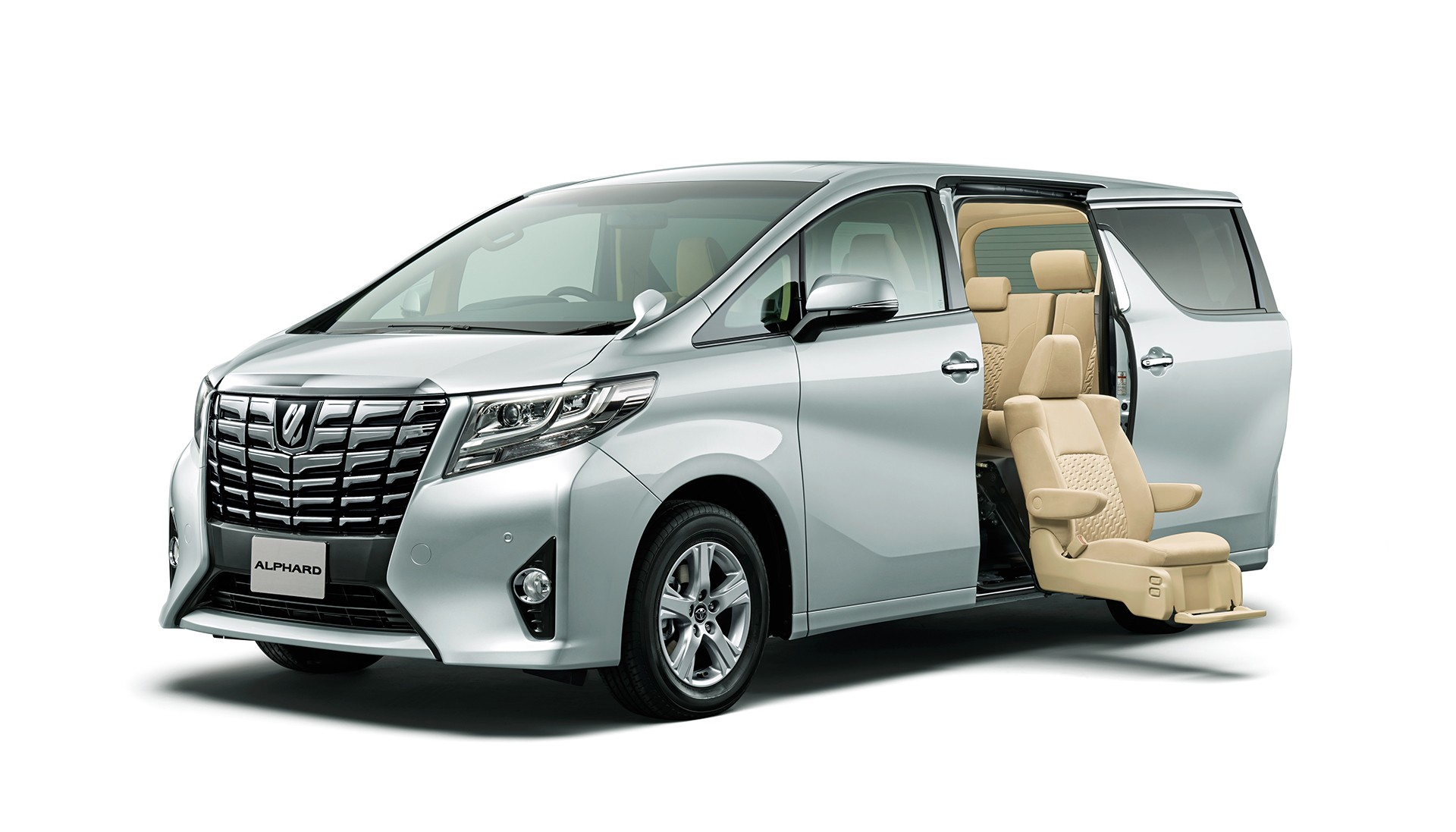 Next generation toyota alphard is bolder than ever video for New door design 2016