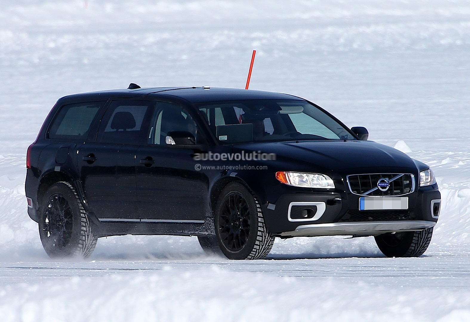 Next-Generation Volvo XC90 Coming in 2014 - autoevolution