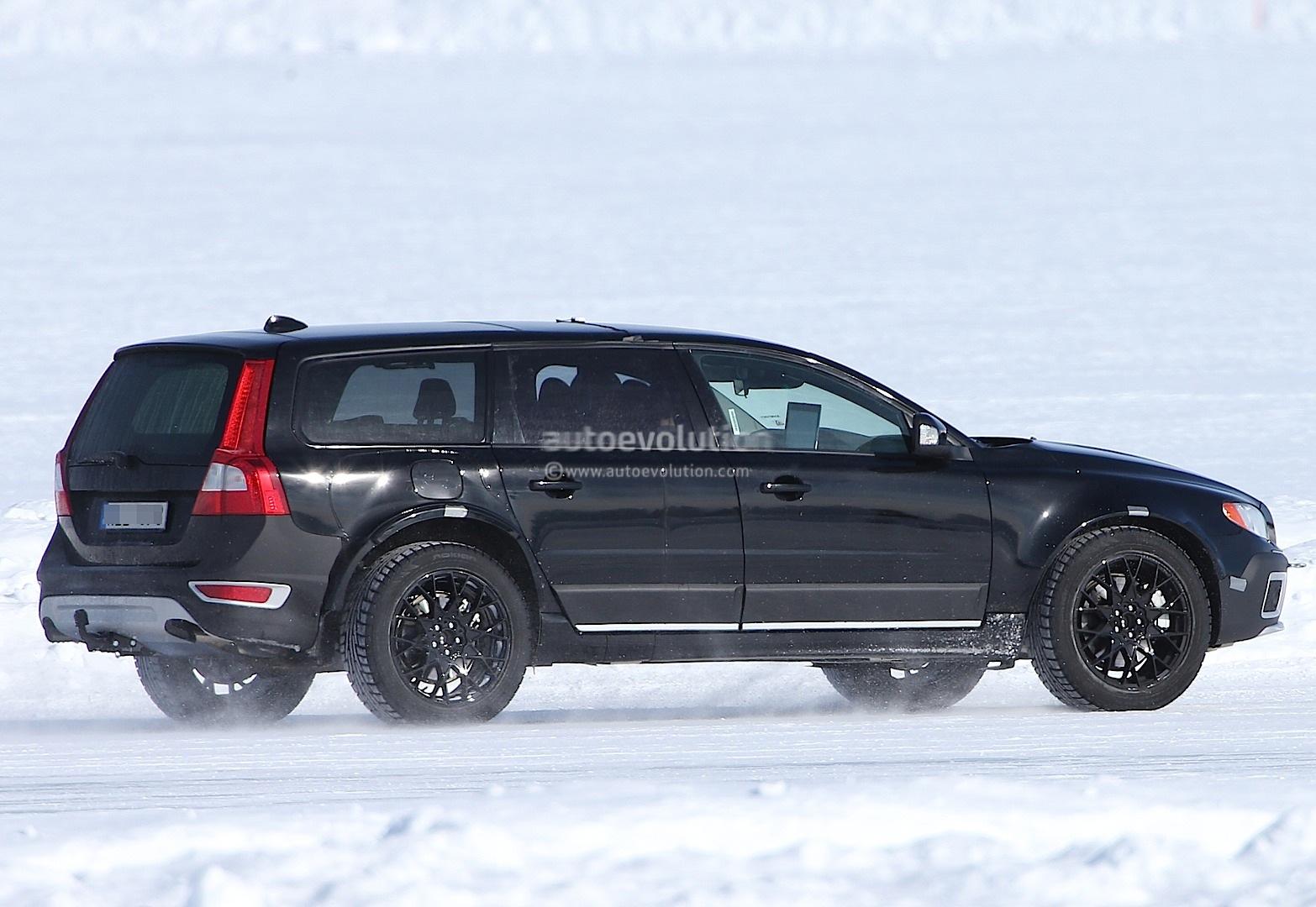 Next generation volvo xc90 coming in 2014 autoevolution