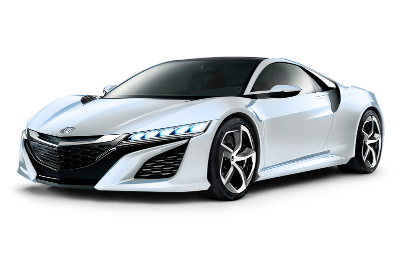 Next Honda/Acura NSX Will Have Twin-Turbo V6, Twin-Clutch ...