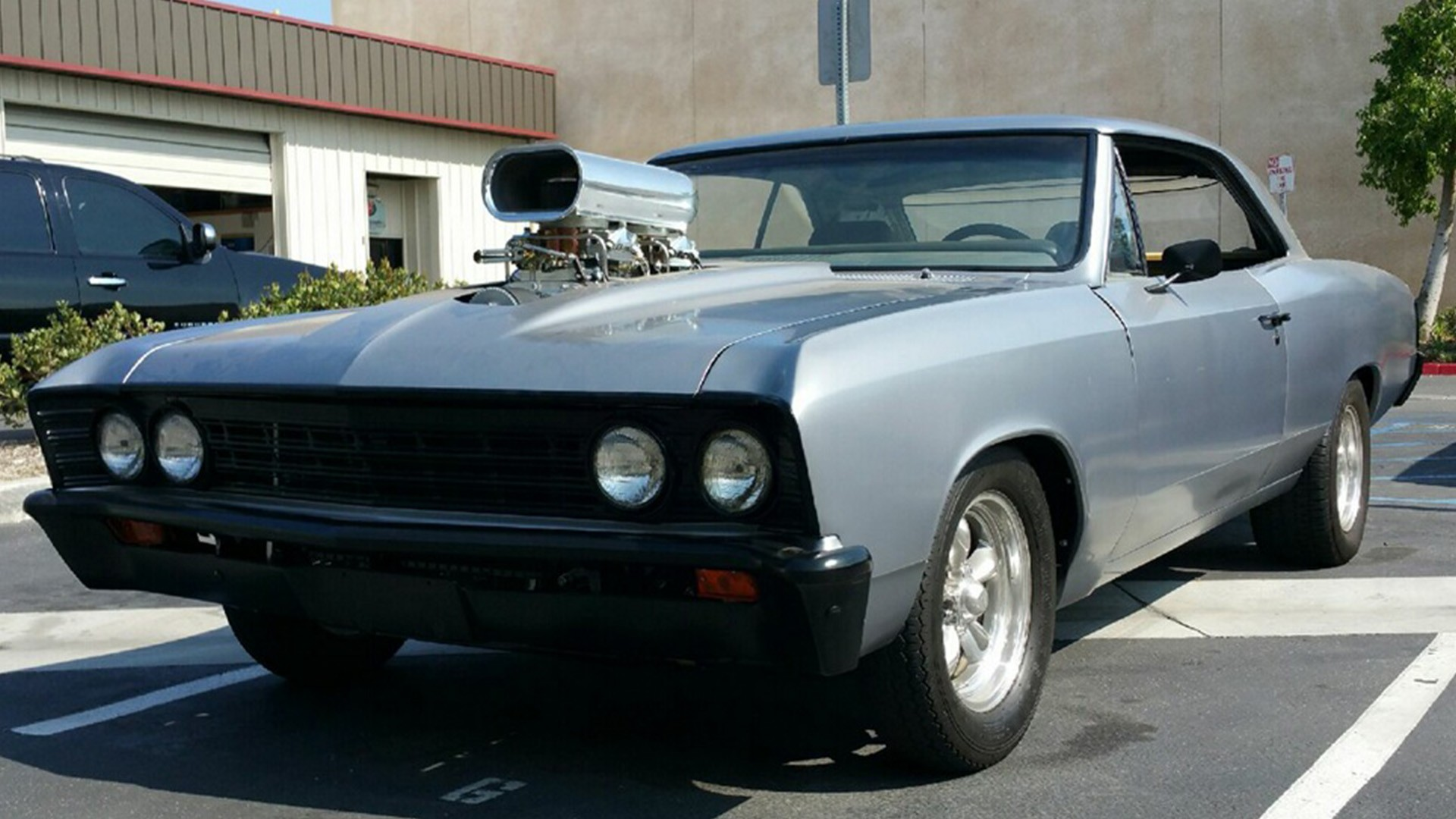 New Chevy Chevelle >> Nick Cannon Gets Upgrades for His 1967 Chevrolet Chevelle - autoevolution