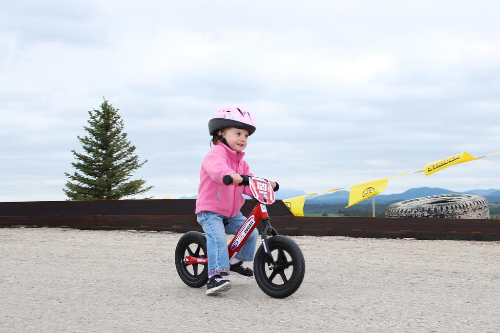 Nicky Hayden Ducati Corse Toddler Bike - autoevolution