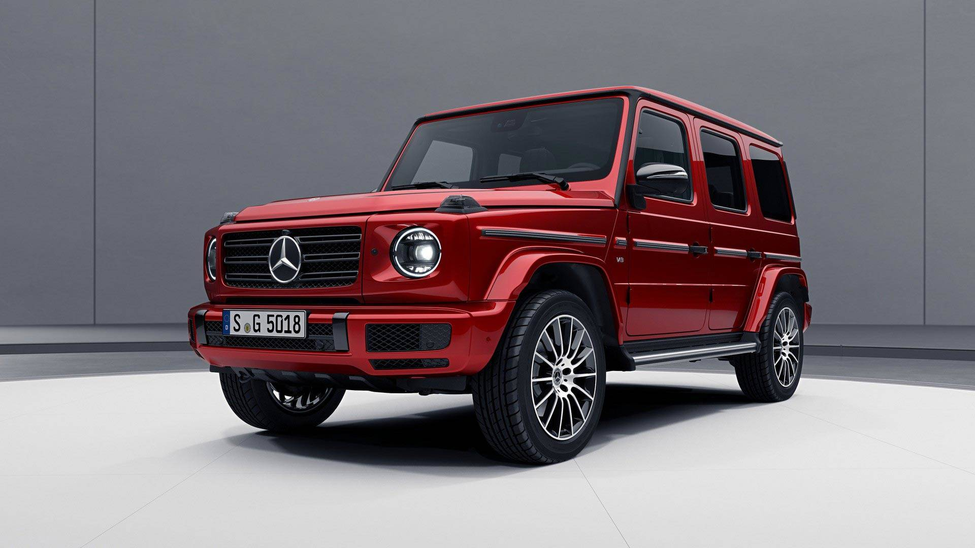 Night Package Goes ficial For The 2019 Mercedes Benz G Class