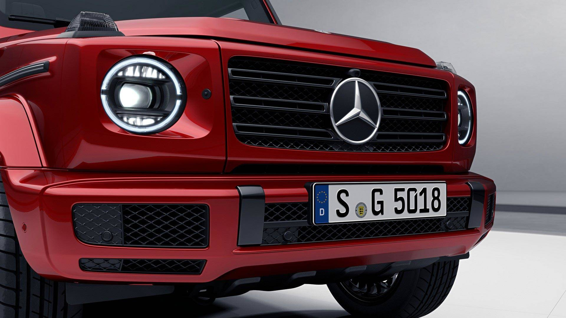 night package goes official for the 2019 mercedes-benz g-class