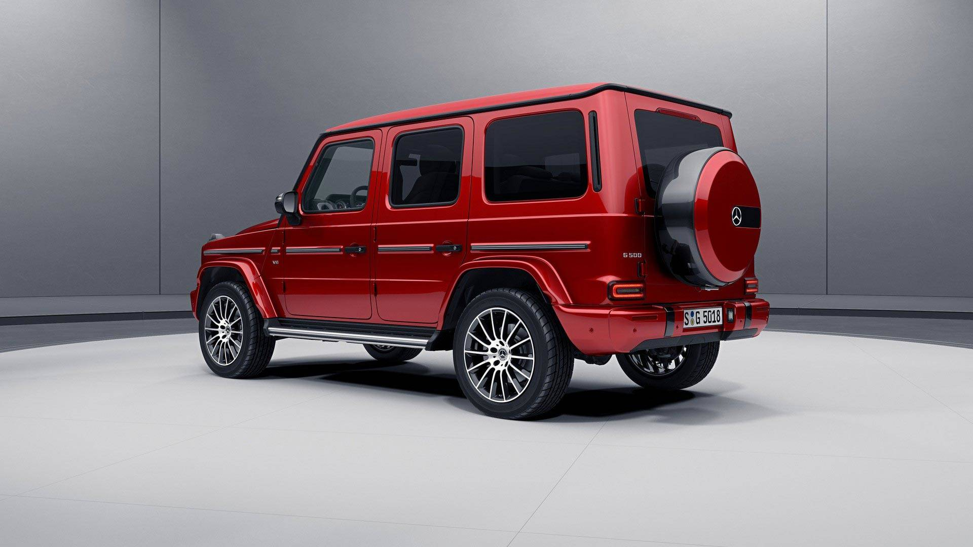 night package goes official for the 2019 mercedes benz g. Black Bedroom Furniture Sets. Home Design Ideas