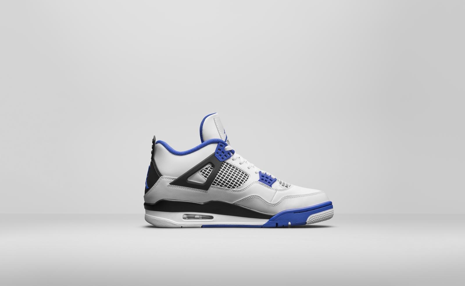 ... Nike Air Jordan IV Motorsport ...