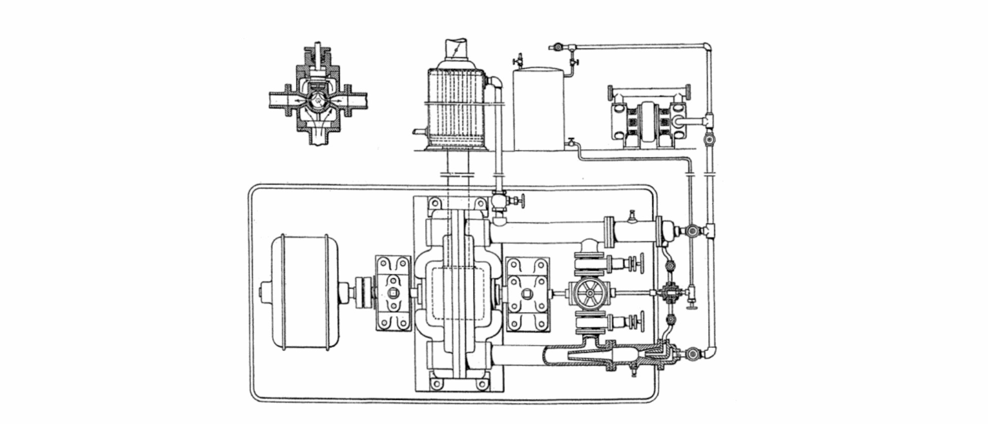Nikola Teslas Revolutionary Turbine Still Lies Untouched Heres Gasoline Powered Engine Diagram Engines Tesla System