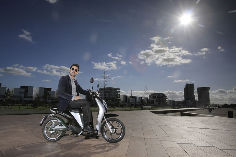 Nimoto City 350 Electric Scooters As Cheap As They Get