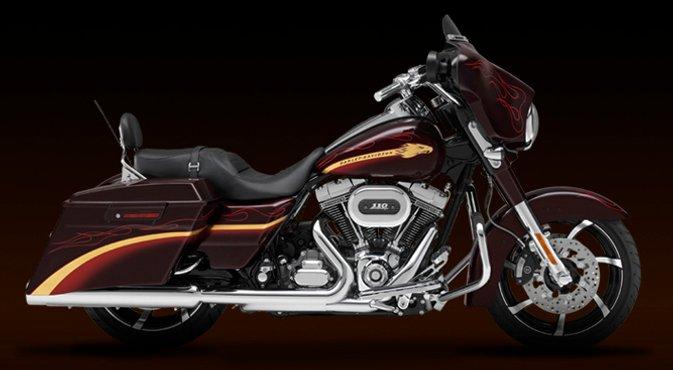 Harley-Davidson New Models 2015