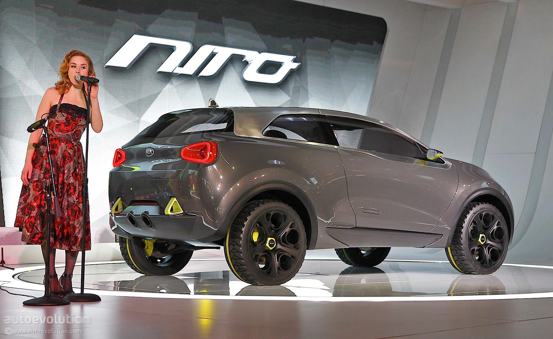 Niro Concept Previews Kia S Paceman At Chicago Auto Show