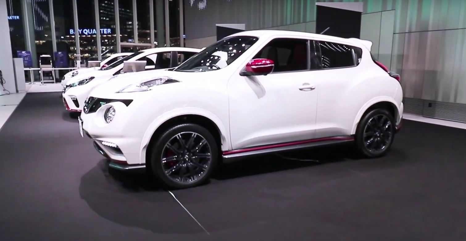For me at least, the Leaf Nismo is the most exciting car here, and not  because it's unexpected. What's so surprising about Nissan putting a body  kit on an ...