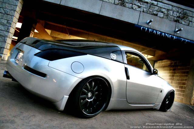 Nissan 350Z Receives Light Tuning - autoevolution