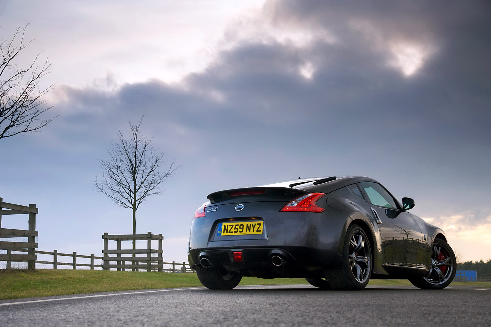 Nissan 370z coupe black edition released autoevolution nissan 370z coupe black edition released vanachro Gallery
