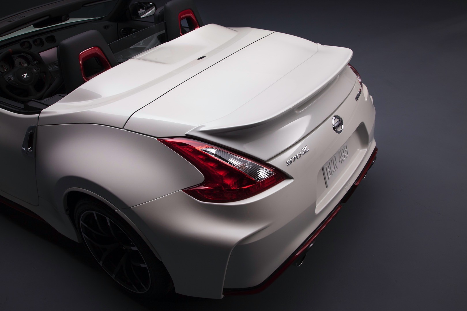 Nissan 370z Nismo Roadster Concept Launched At 2015