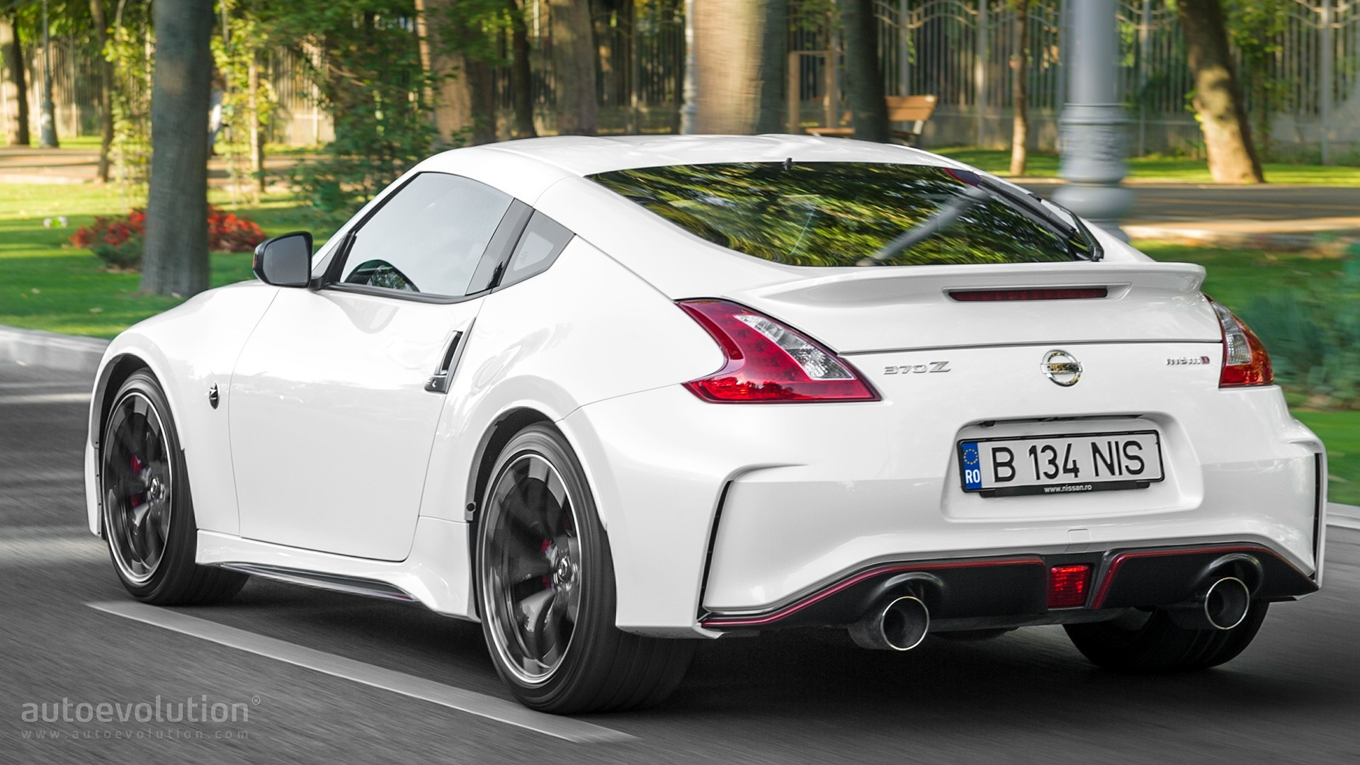 Nissan 370Z Replacement Being Shown in Tokyo With 2017 GT ...