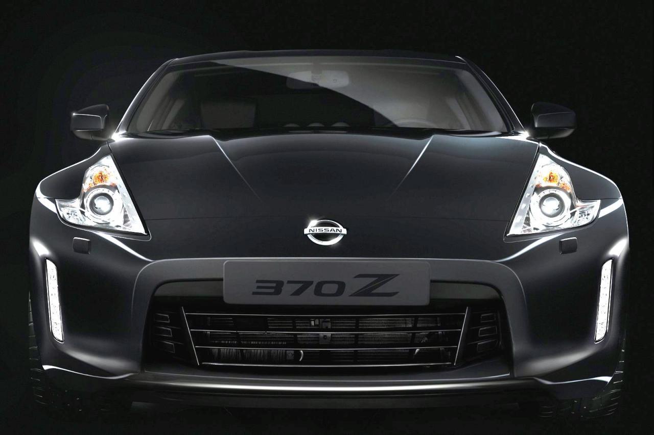 Nissan announces paris 2012 offensive juke nismo 370z facelift nismo nissan 370z facelift vanachro Images