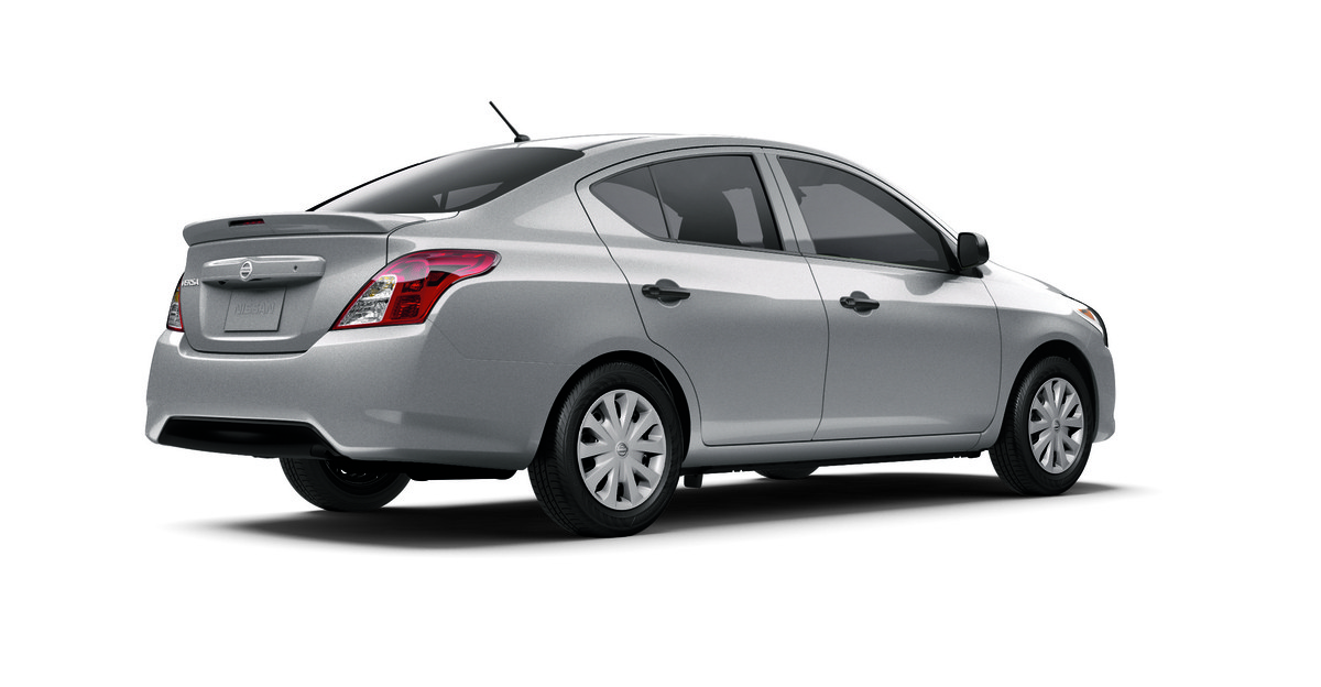 2019 Nissan Versa Sedan is $50 More Expensive Than 2018.5 ...