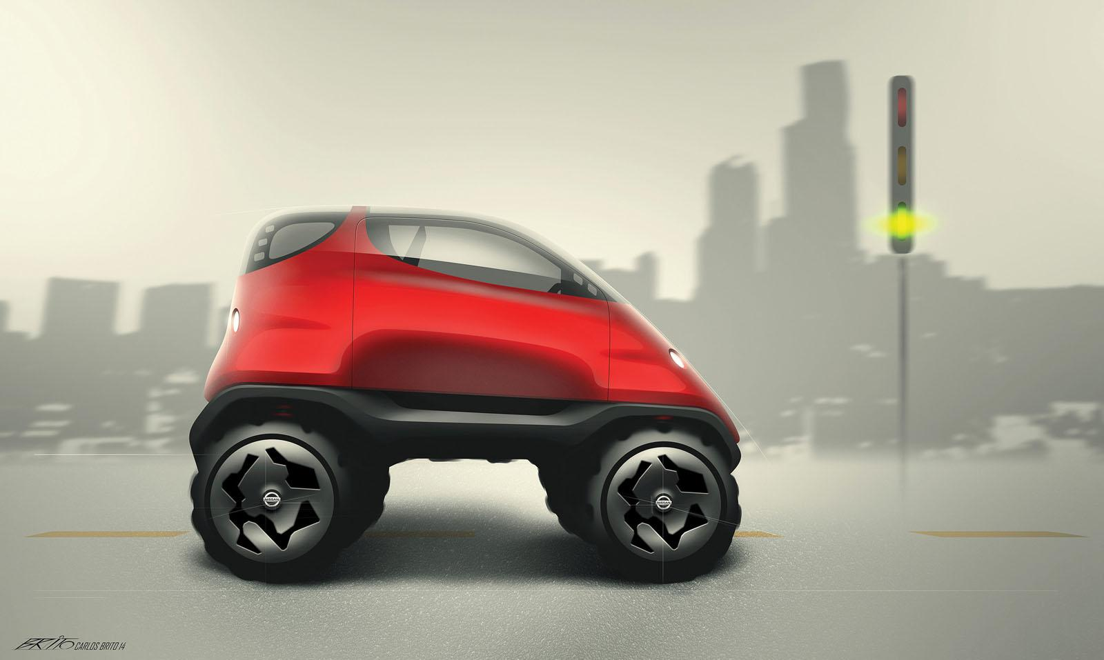 Nissan Concept Cars Made from Kids Drawings are Awesome - autoevolution