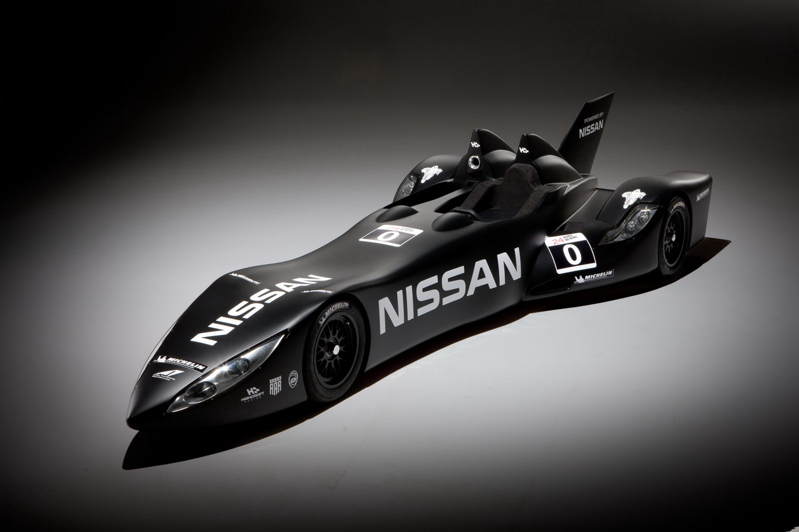 nissan deltawing with dig t engine for le mans photo gallery autoevolution. Black Bedroom Furniture Sets. Home Design Ideas