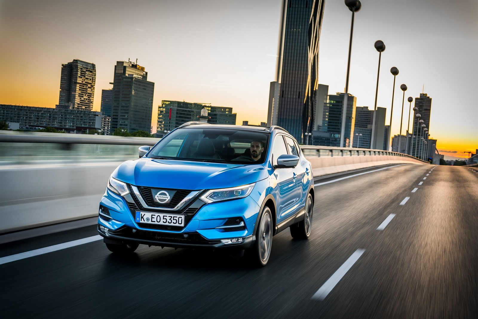 2017 Nissan Qashqai Facelift Will Go On Sale In Europe In ...