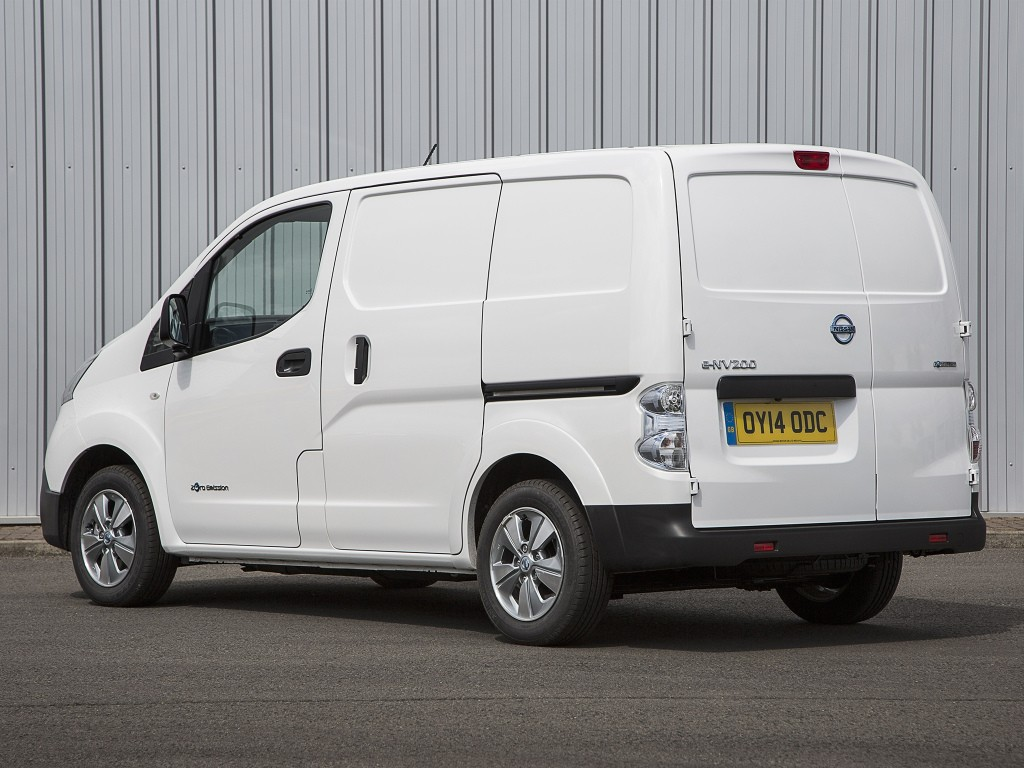 9ef3ae17f067dd Nissan e-NV200 Becomes Best-Selling Electric Van In Europe ...