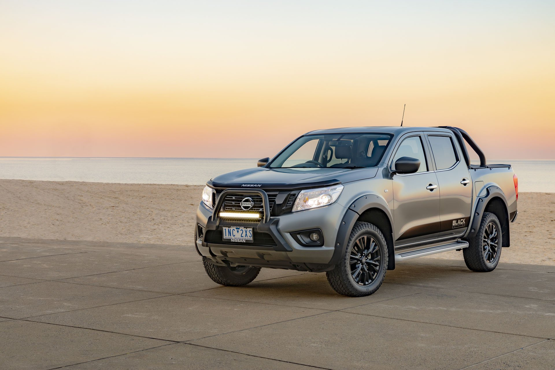 Nissan Navara Gets Two New Special Editions in Australia ...