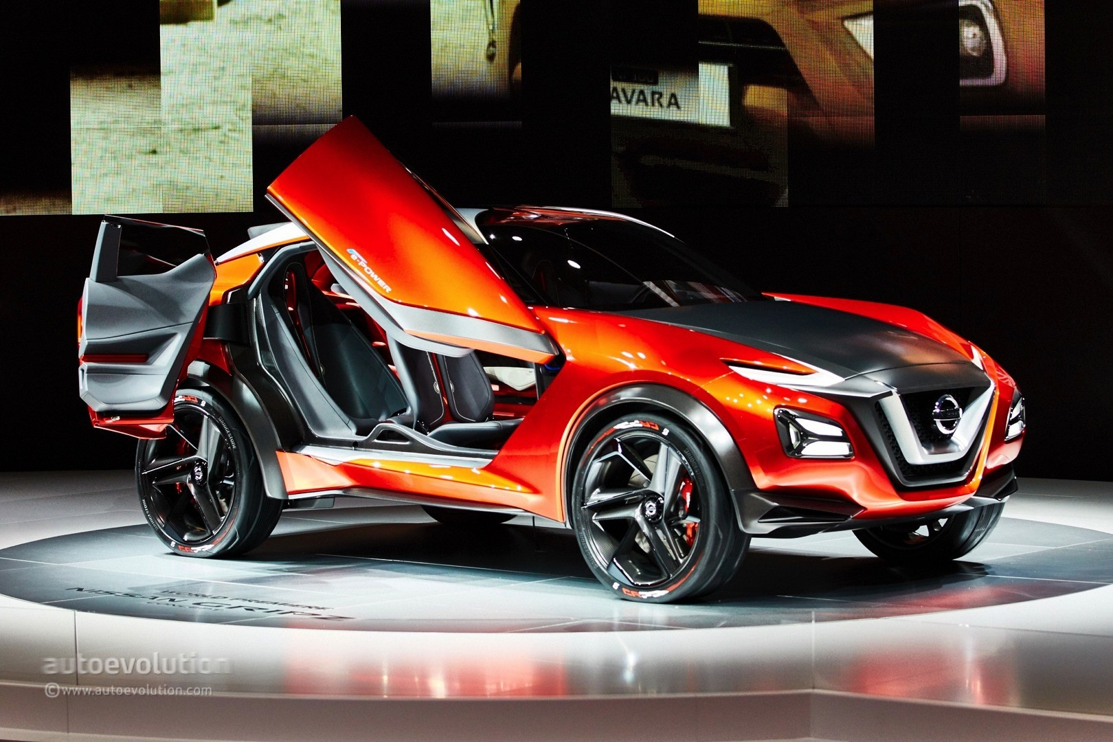 Nissan Gripz Crossover Concept Expands Z Family in ...