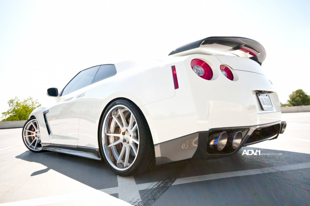 Pictures Adv 1 Nissan Gtr Hd Desktop Wallpaper Mobile Dual Monitor