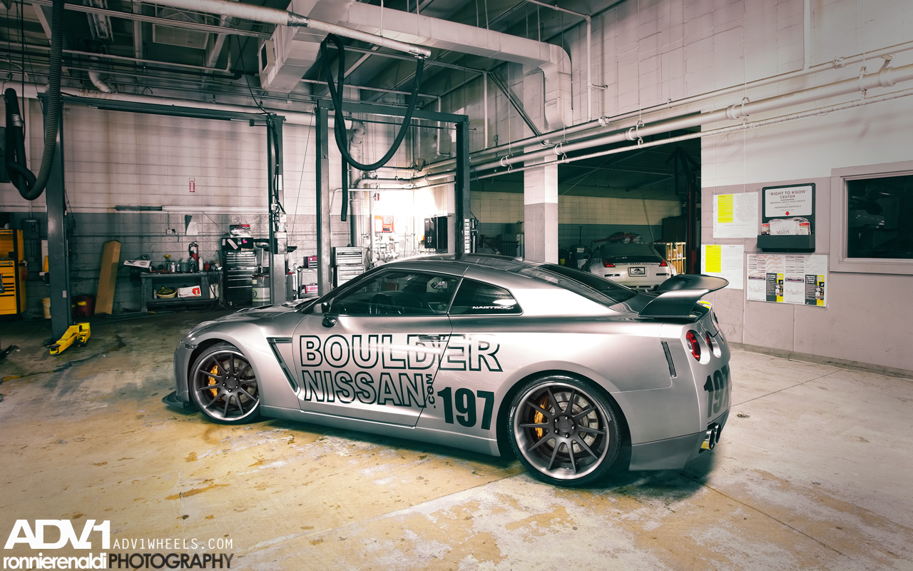 Nissan Gt R Hit By Tuning Explosion Autoevolution