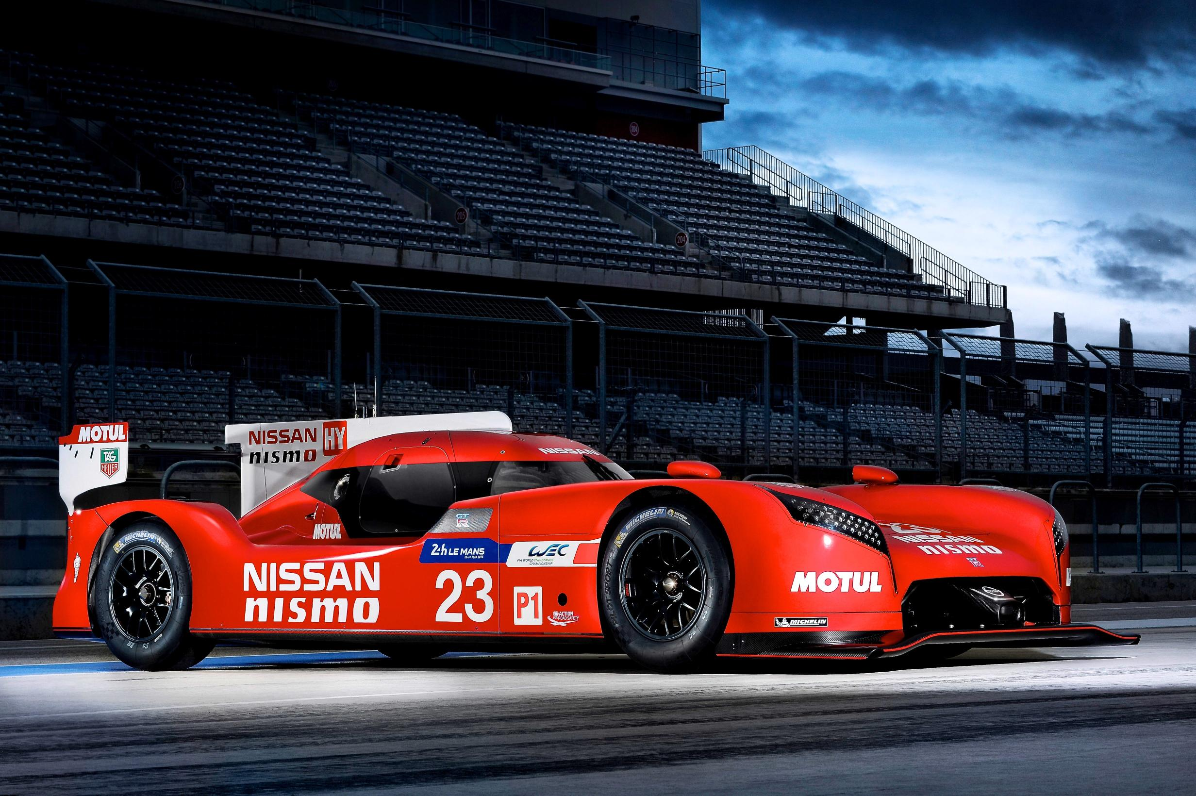 Nissan GT-R LM NISMO Brings FWD to Le Mans, Hints at R36 ...