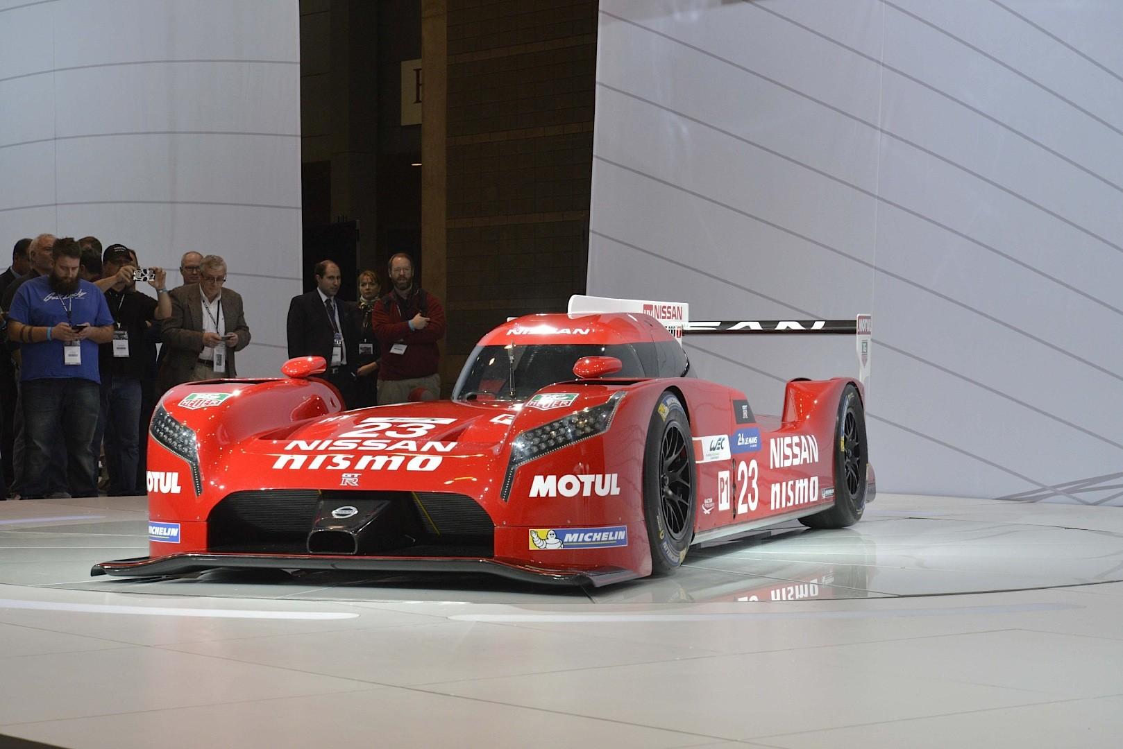 Nissan shuts down LMP1 programme, RIP GT-R LM Nismo