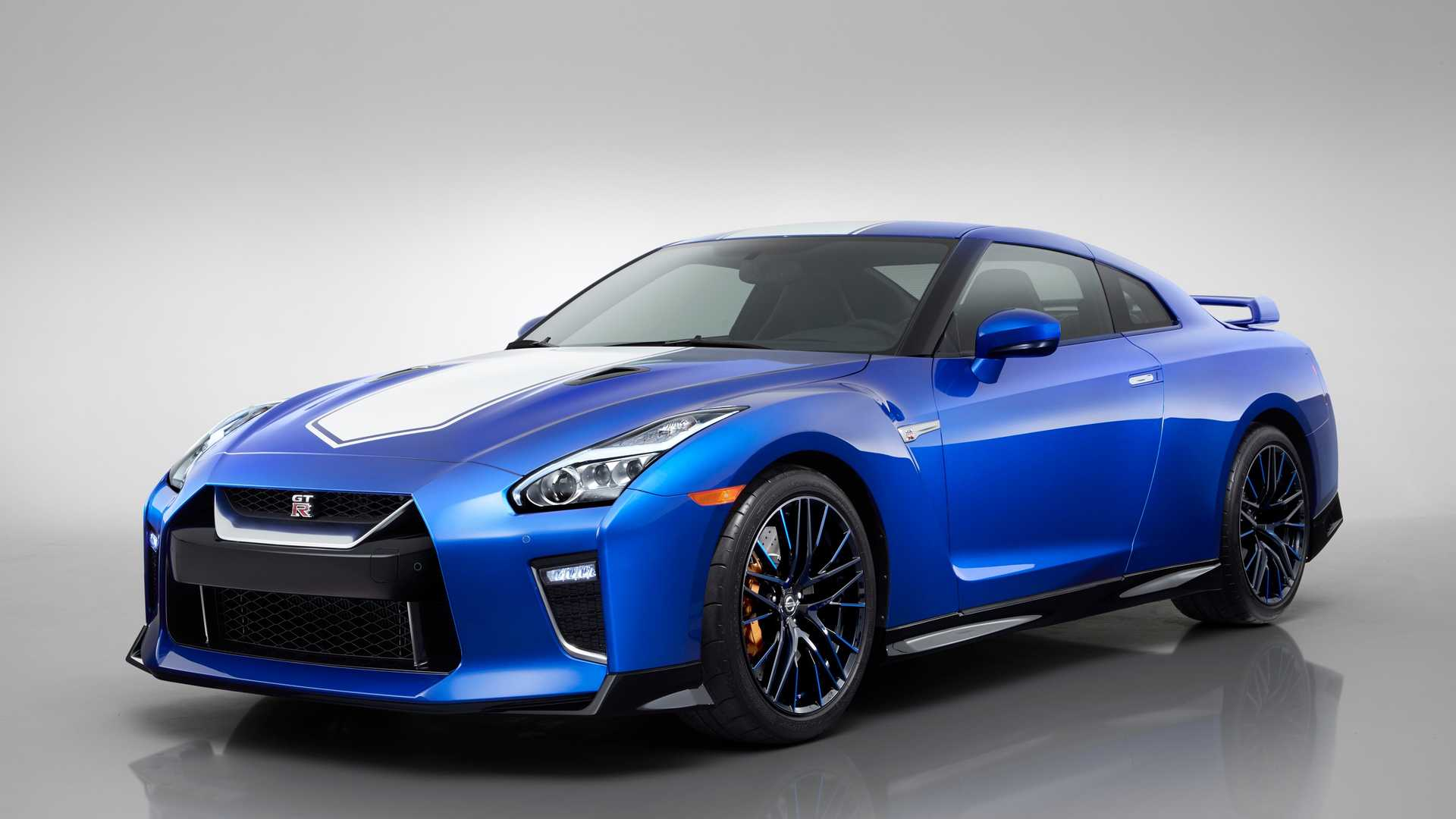 Nissan GT-R Receives Anniversary Edition Just In Time For ...