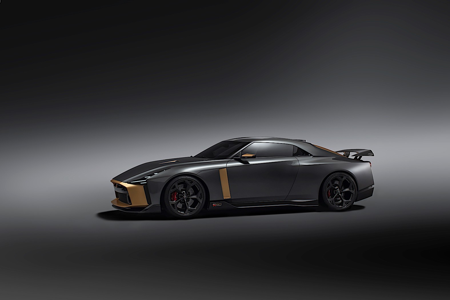 Nissan GT-R50 Shines in Official Images - autoevolution