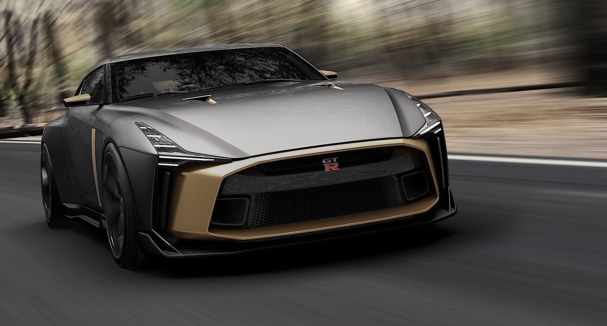Nissan to send GT-R50 to production
