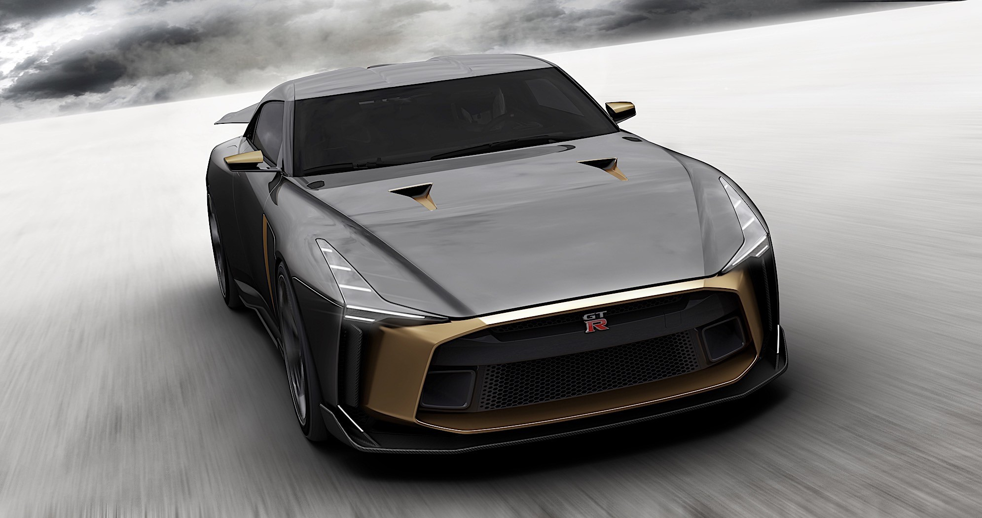 Nissan Now Taking Orders for the Ultra-Chic GT-R50