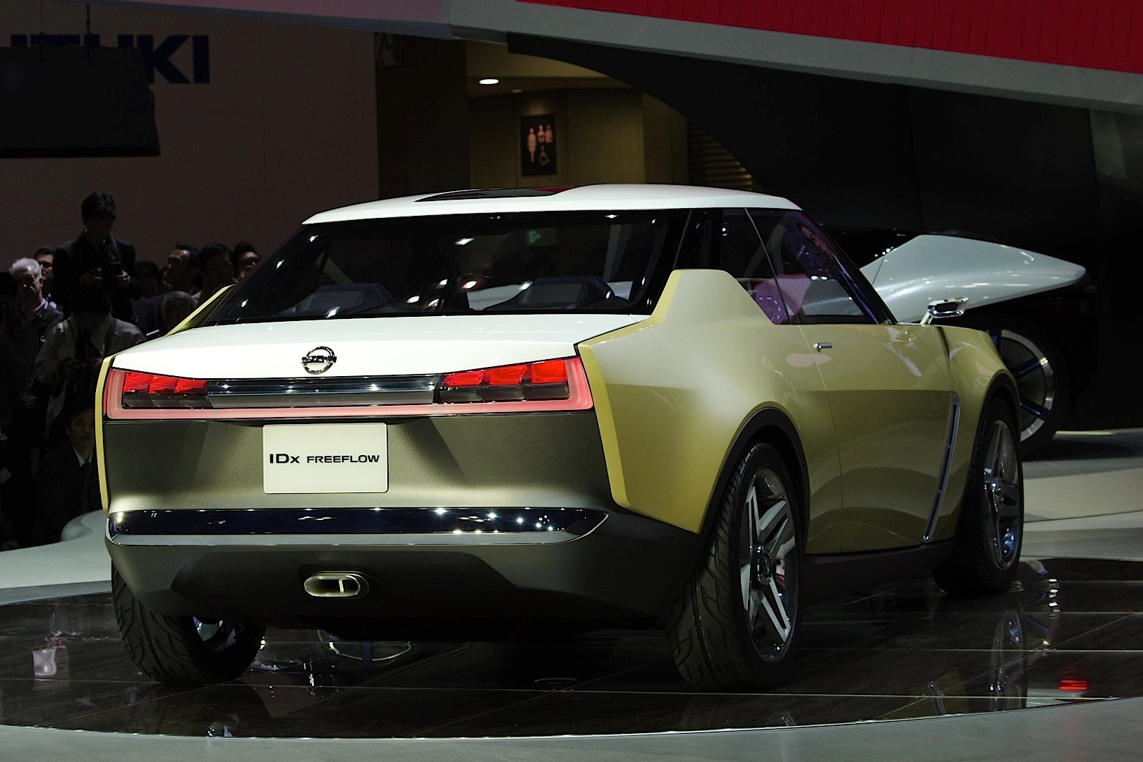 Patrol Nismo >> Nissan IDx Freeflow Concept Hints at Production RWD Sportscar in Tokyo [Live Photos] - autoevolution
